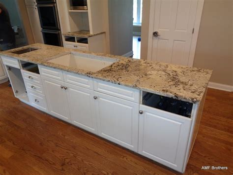 Granite Countertops Il by Alaskan White Prospect Heights Il Amf Brothers