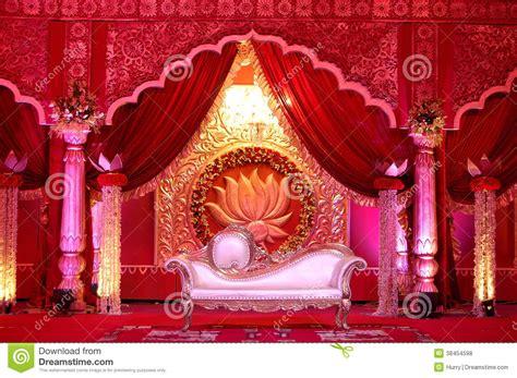 Home Decor Blogs India indian wedding stage mandap royalty free stock photos
