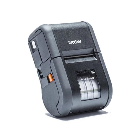 Rugged Portable Printer Rj 2150 Rugged Mobile Printer The Barcode