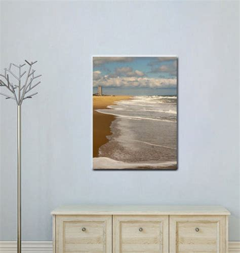 home decor stores in virginia beach virginia beach coastal wall art ocean canvas vertical
