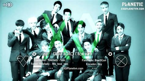 download mp3 exo xoxo korean version vietsub kara exo xoxo korean ver exoplanetvn