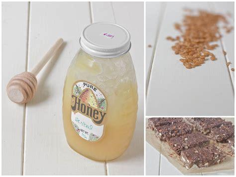 Cocoa Honey Collagen chocolate almond granola bars the wannabe chef