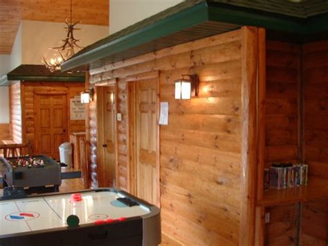 woodworking talk woodworkers forum knotty pine kitchen use our pine wall panels to accent your community center