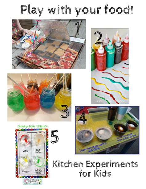 Kitchen Science Experiments For Middle School Science Fair Projects With Food For 5th Graders Food