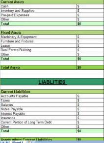Assets And Liabilities Template Excel by Excel Asset Tracking Template Asset Tracking Template