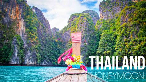complete guide to a thailand honeymoon destinations