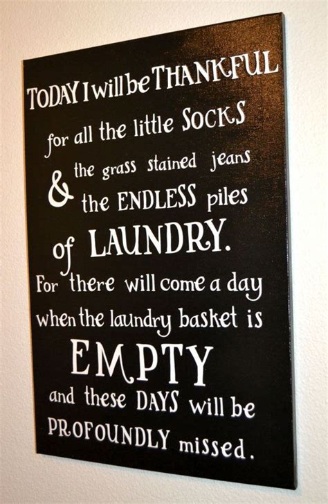 Laundry Room Signs Decor Loving Laundry Sign Thankful For Laundry Motherhood Wall Decor