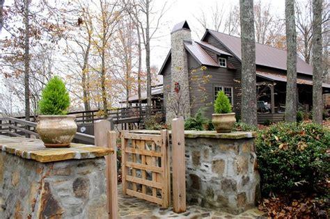 Landscape Timbers Nashville Wooden Garden Gates Craftsman Landscape Nashville