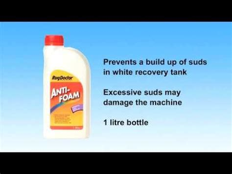 rug doctor anti foam solution rug doctor anti foam carpet cleaning mp4