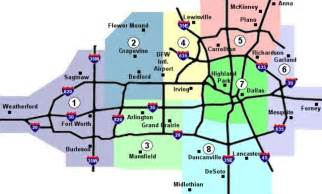 Map Of Dallas Fort Worth Area by Dallas Ft Worth Metro Area Map Worldwide Pinterest