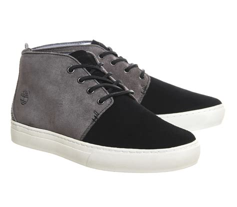 black suede timberland boots for timberland 2 0 cupsole suede chukka boots in black for
