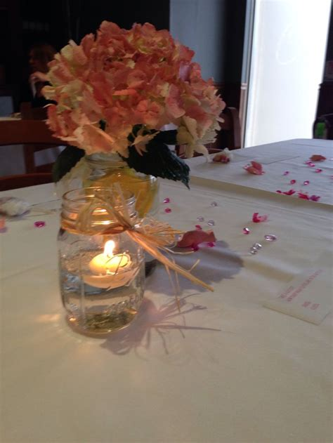 jar centerpieces for baby shower jar baby shower centerpieces baby shower ideas