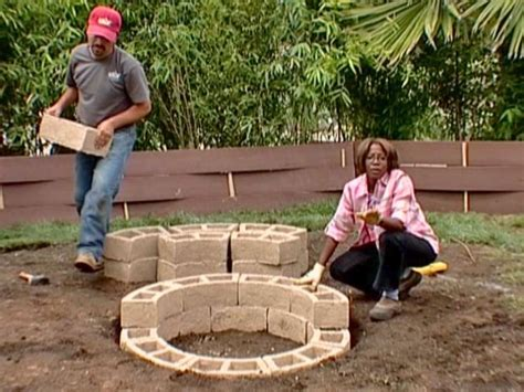 pit construction ideas most pinned of 2012 from diy network s board diy