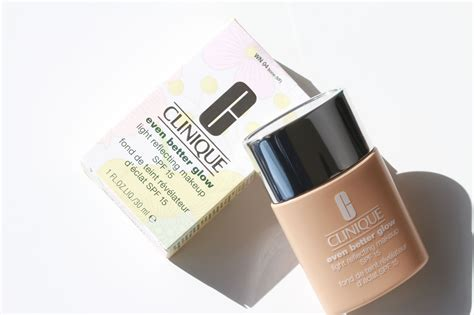 Clinique Even Better clinique even better glow foundation auftrag