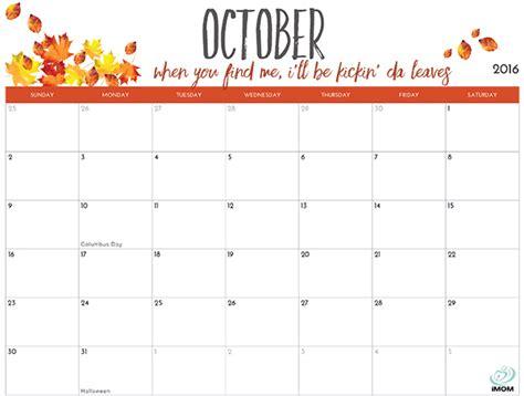 printable december calendar imom 2016 printable calendar for moms imom