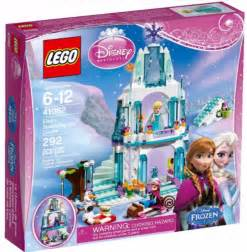 princess lego sets new frozen themed lego set revealed
