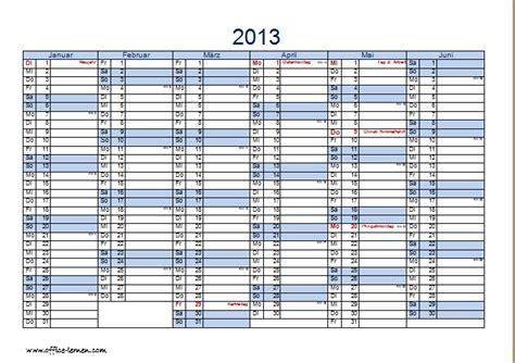 Jahreskalender Mit Kw Word Kalendervorlagen 2013 Kostenlose Kalender 2013