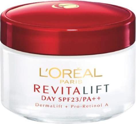 Loreal Day l oreal revitalift day spf 23 pa price in