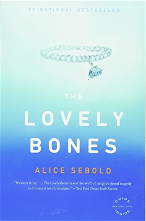 themes in lovely bones book alice sebold the almost moon the lovely bones book