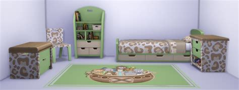 100 acre wood rug my sims 4 noah s animals bedroom add ons and 100