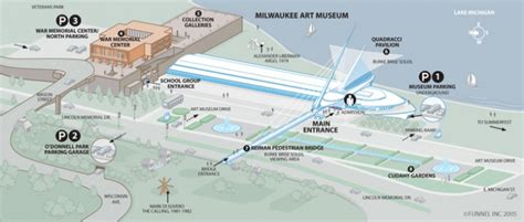 milwaukee art museum floor plan solaripedia green architecture building projects in