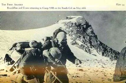 the conquest of everest original photographs from the legendary first ascent rare 1954 1st ed the conquest of everest w dj sir john
