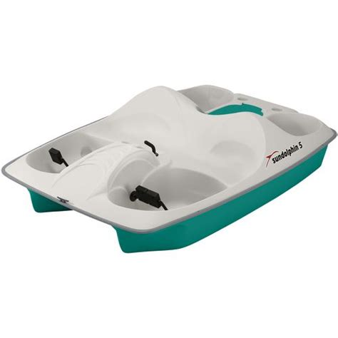 sun dolphin 5 seat pedal boat sun dolphin 5 seat 96 in pedal boat academy