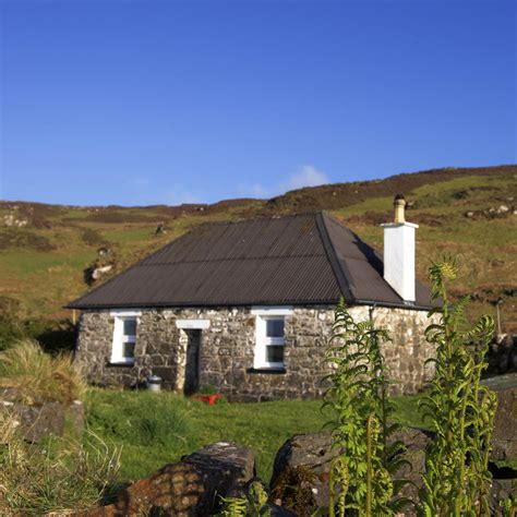 Mull Cottages To Rent by East Cottage Treshnish Cottages