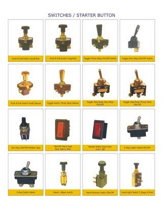 Saklar Dpst pengendaii instalasi tenaga listrik saklar switch