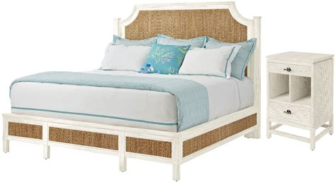 white coastal bedroom furniture coastal living resort nautical white water meadow woven