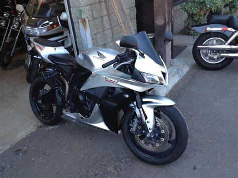 honda cbr rr for sale 2008 honda cbr 600rr sportbike for sale on 2040 motos