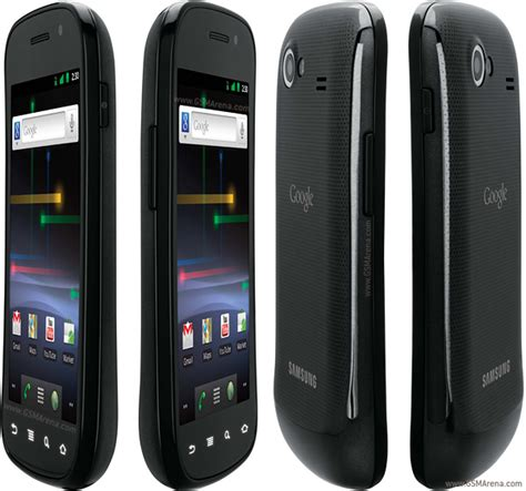 Harga Os 2 nexus s ponsel pertama dengan os android 2 3
