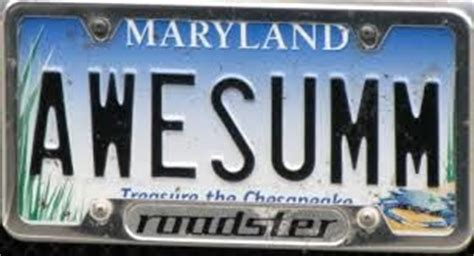 Maryland Vanity Plate Search by 58 Best Images About Vanity Plates On Virginia