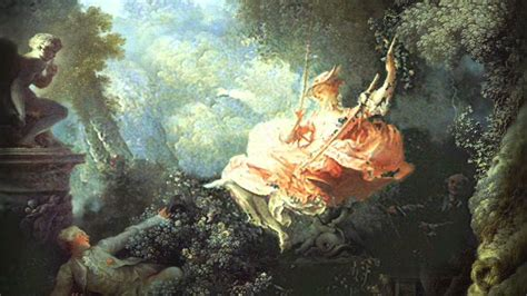 rococo the swing quot the happy accidents of the swing quot jean honor 233 fragonard
