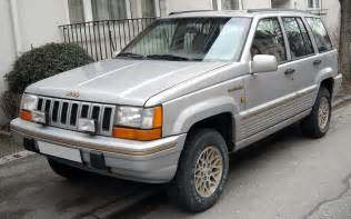 jeep grand zj technical details history photos