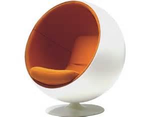 kugel stuhl chair
