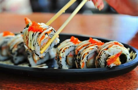 best sushi where to find the best sushi in auckland auckland the