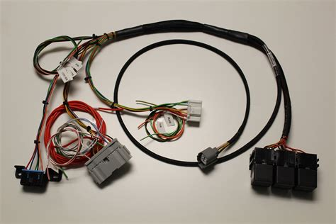 k20 wiring harness wiring diagram with description