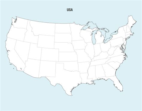 map uf united states united states map ai 미국 지도 일러스트 hinari