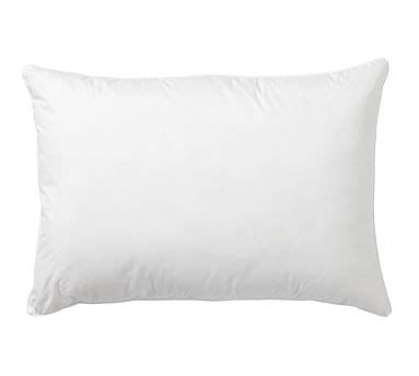 Pottery Barn Pillow Inserts by Soft Touch Organic Alternative Pillow Insert