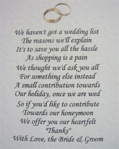 Wedding Money Box Quotes by Wedding Quotes And Sayings For And Groom Image
