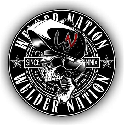 lincoln welder stickers stickers decals patches welder nation