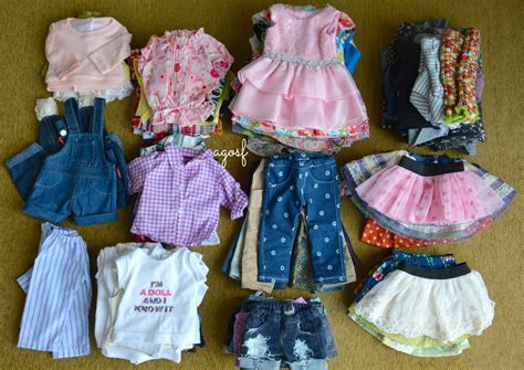 How To Make American Doll Stuff Out Of Paper - all my american doll clothes hd in hd