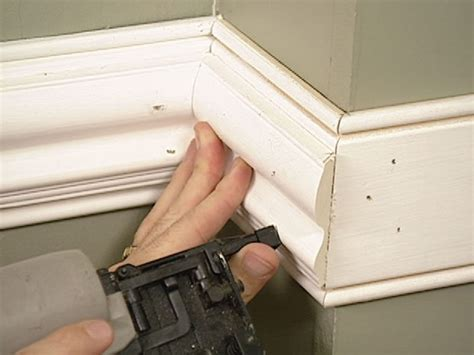 how to install chair rail how to install a chair rail how tos diy