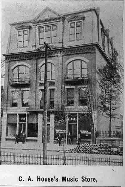 ca house music parkersburg wv 1896 2 parkersburg wv mackey s antique clock repair