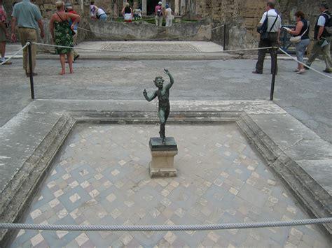 casa fauno file pompei casa fauno jpg wikimedia commons