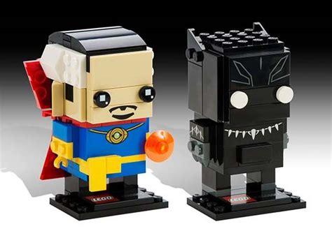 Lego Wars Iphone All Hp Lego Brickheadz Sets Let You Build Pixelated Superheroes