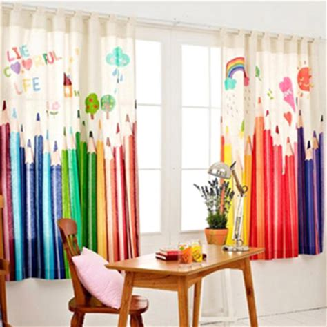 curtains for kids playroom modern curtains silver pattern embroidery polyester room