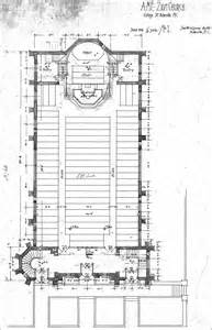 church floor plans museums architecture