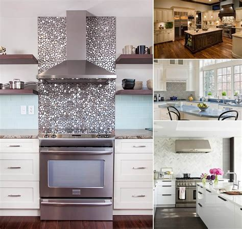 10 Stove Backsplash Ideas That will Make You Want to Cook
